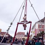 Aerial Silks Duo Vertikaltuch