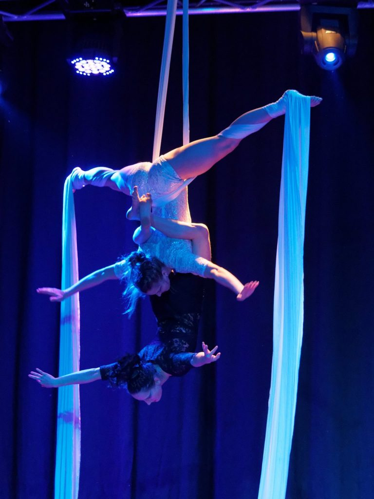 Duo Silks Dance Production