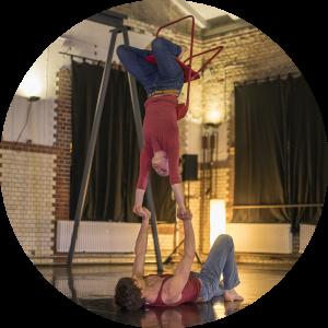 Akrobatik Duo Berlin
