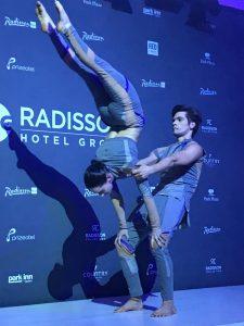 Partner Akrobatik Berlin