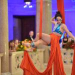 Vertikaltuch Tuchact Berlin Galashow