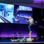 Artistik Akrobatik Duo Show