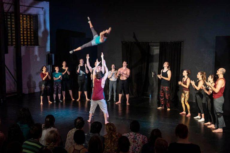 Performing Acrobatix Programme 2019