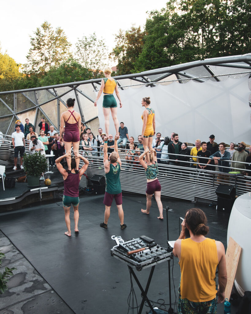 Partnerakrobatik Berlin